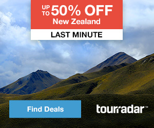 50% off New Zealand