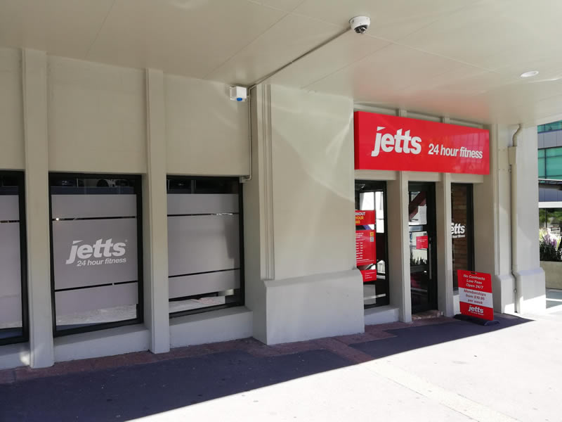 Jetts Fitness Auckland (CBD)