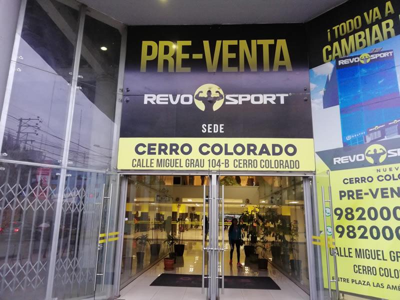 Revo Sport Arequipa