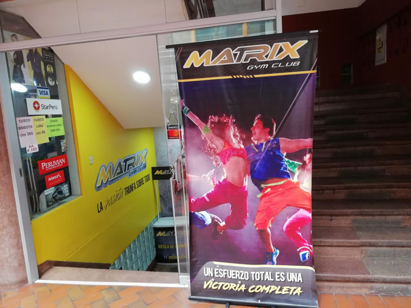 Matrix Gym Cusco