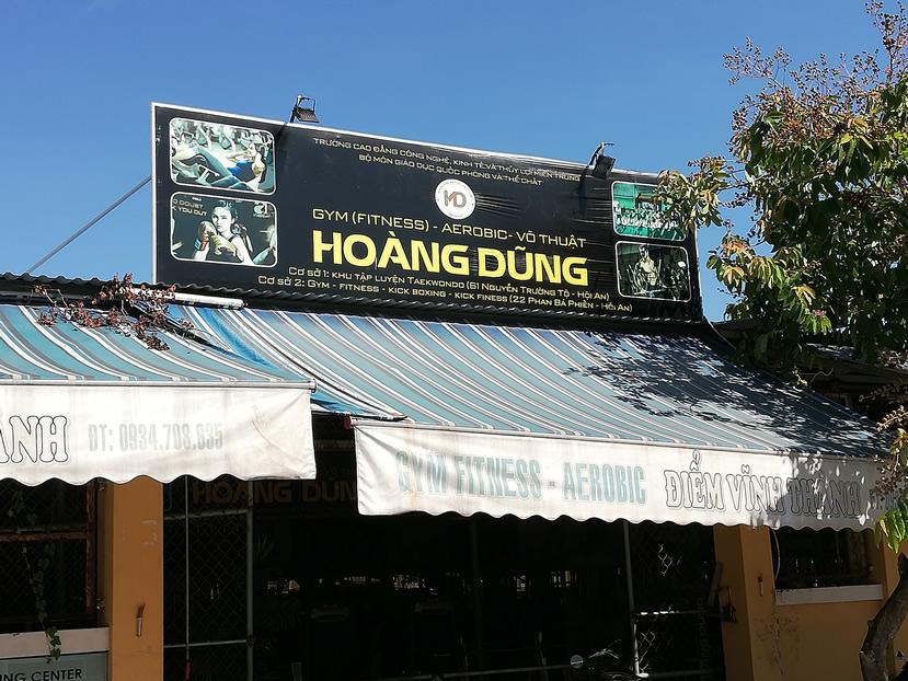Hoang Dung Fitness & Kick Boxing Center