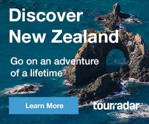 Up to 50% off tours in New Zealand