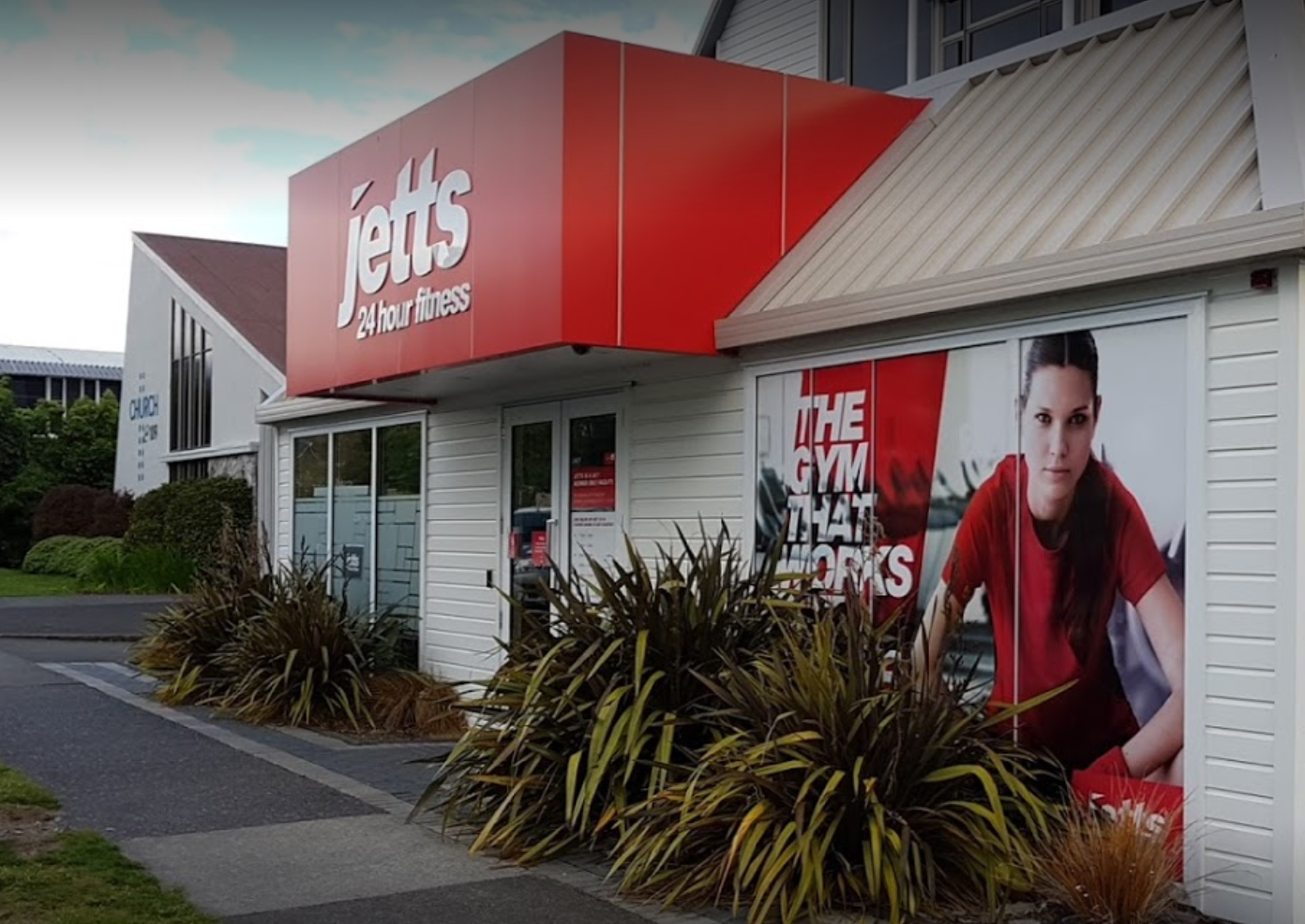 Jetts Fitness, Lake Taupo