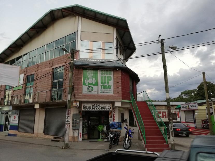 Muscle Hut Fitness Club – Gym In San Ignacio
