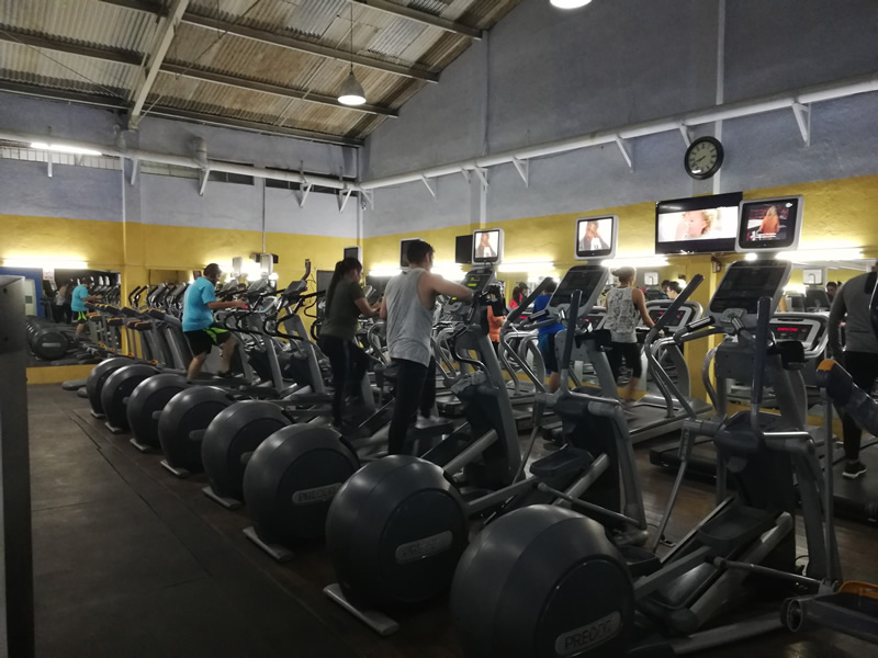 Scandinavia Gym Antigua