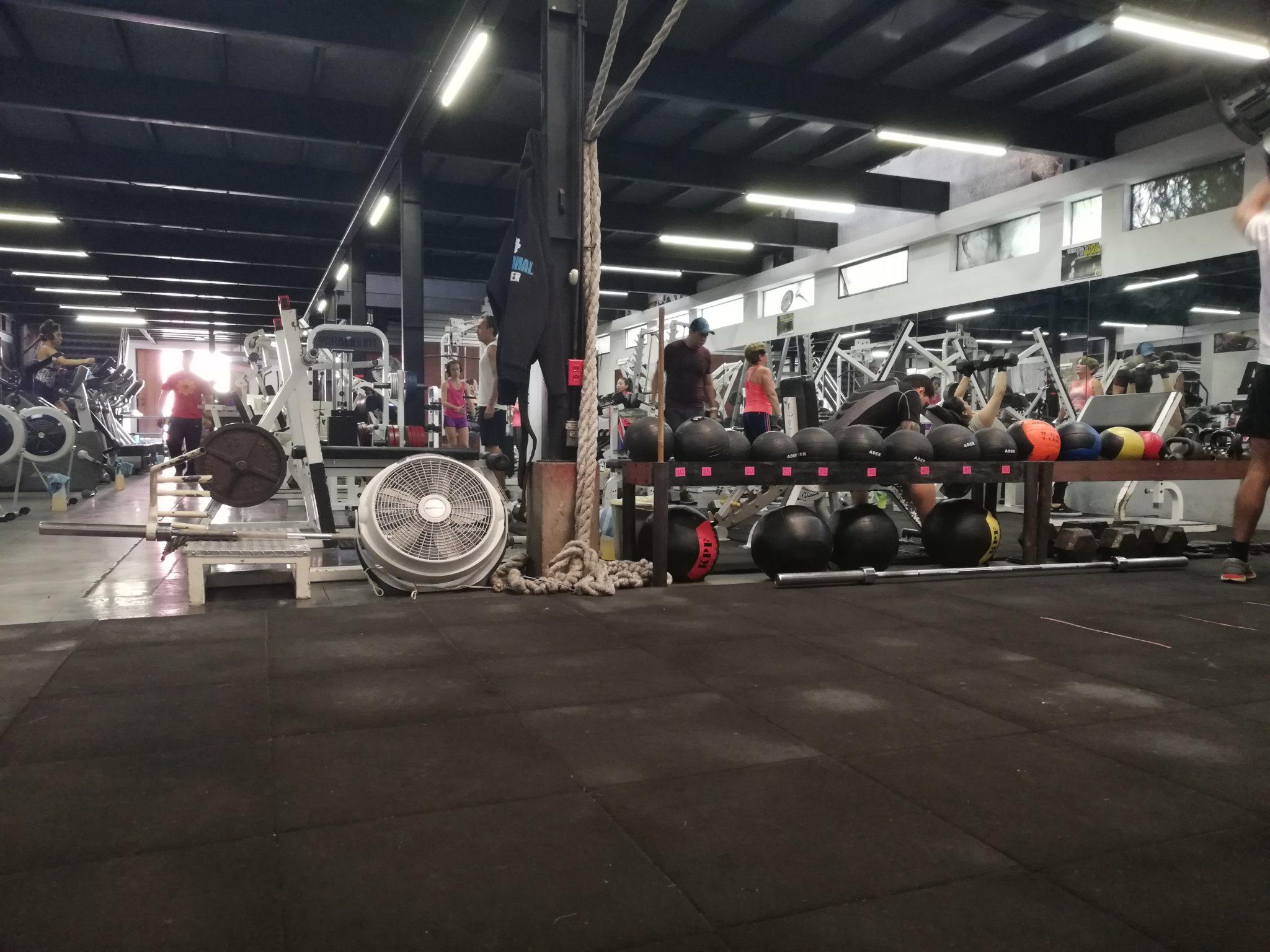 La Fábrica Gym Antigua
