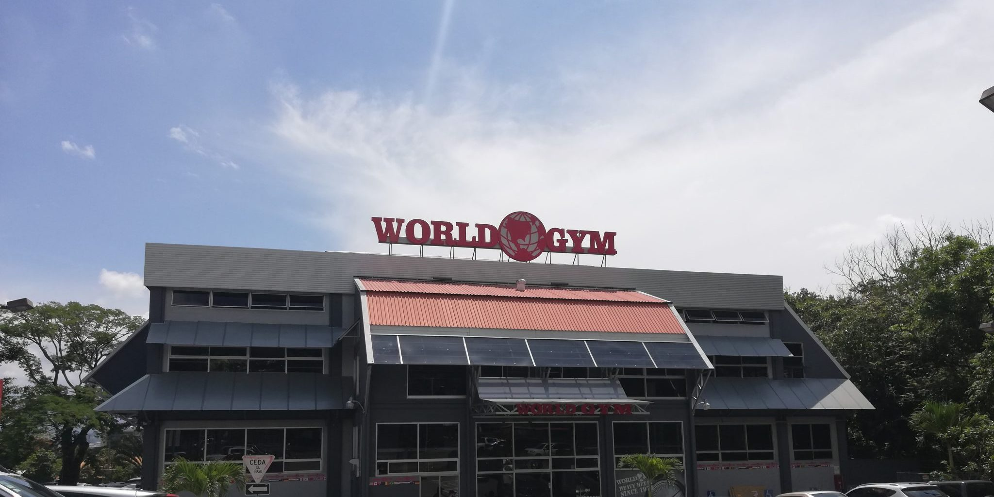 Gyms in San José – World Gym Escazú
