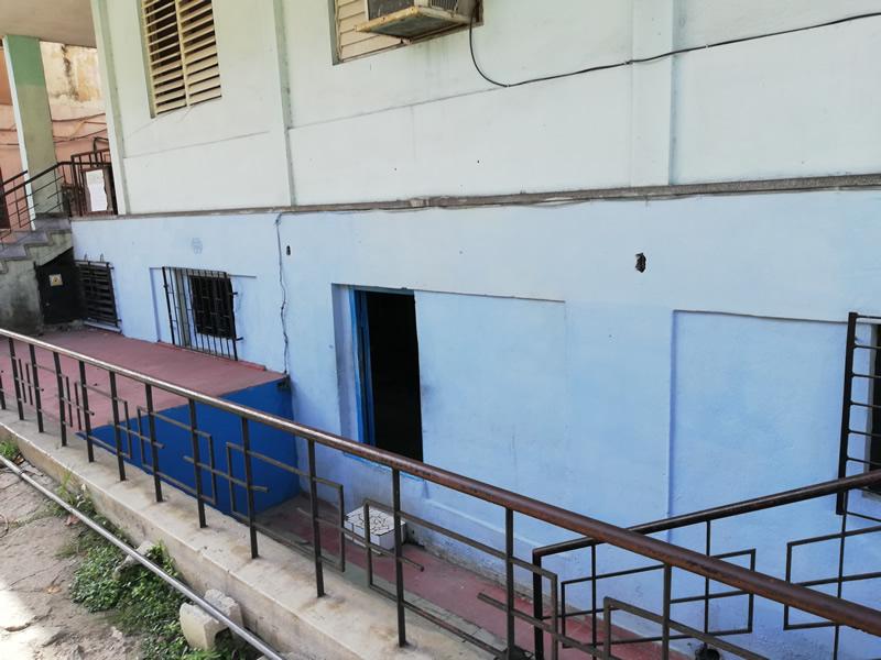 The Nameless Gym In Havana Cuba