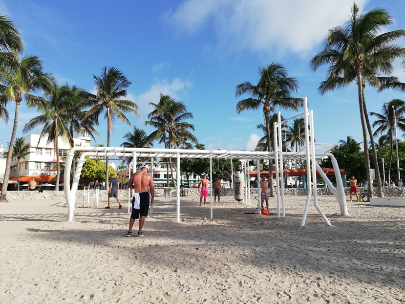 FREE Gym Miami – My Equilibria, South Beach