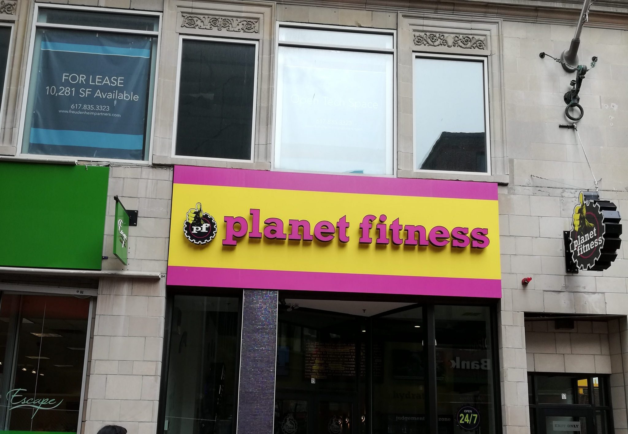 Planet Fitness Boston Downtown