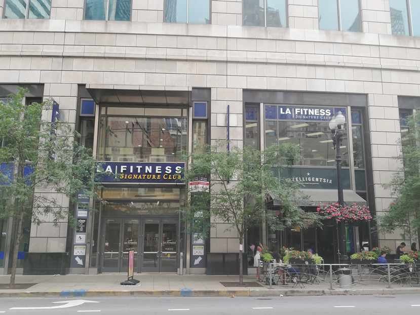 LA Fitness Chicago (East Loop)