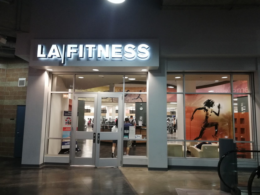 LA Fitness Chicago (South Loop)