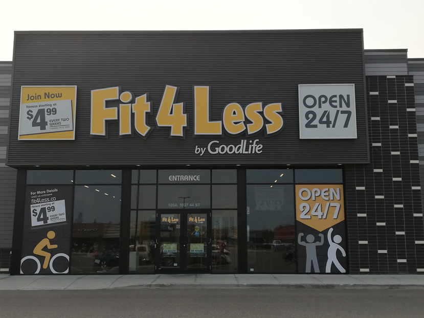 Fit4Less, Lloydminster
