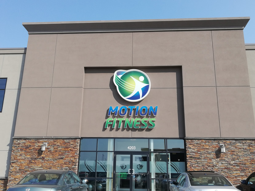 Motion Fitness Lloydminster