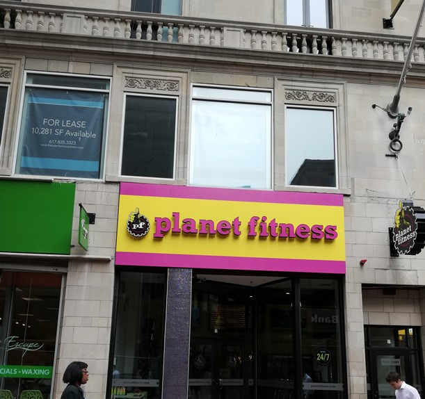 Planet Fitness Boston