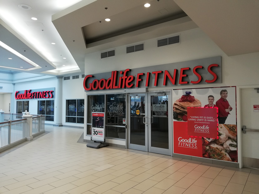 GoodLife Fitness Victoria Bay Centre
