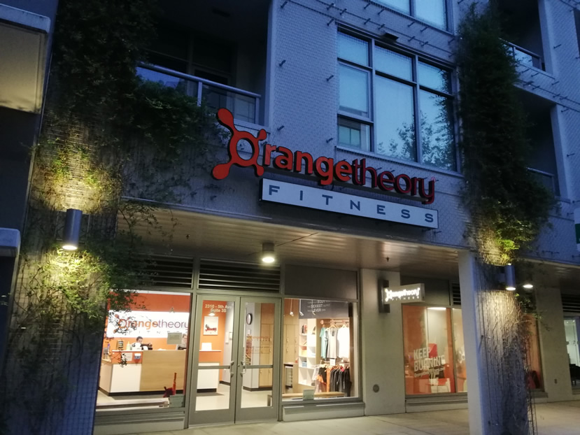 Orangetheory Fitness Belltown Seattle