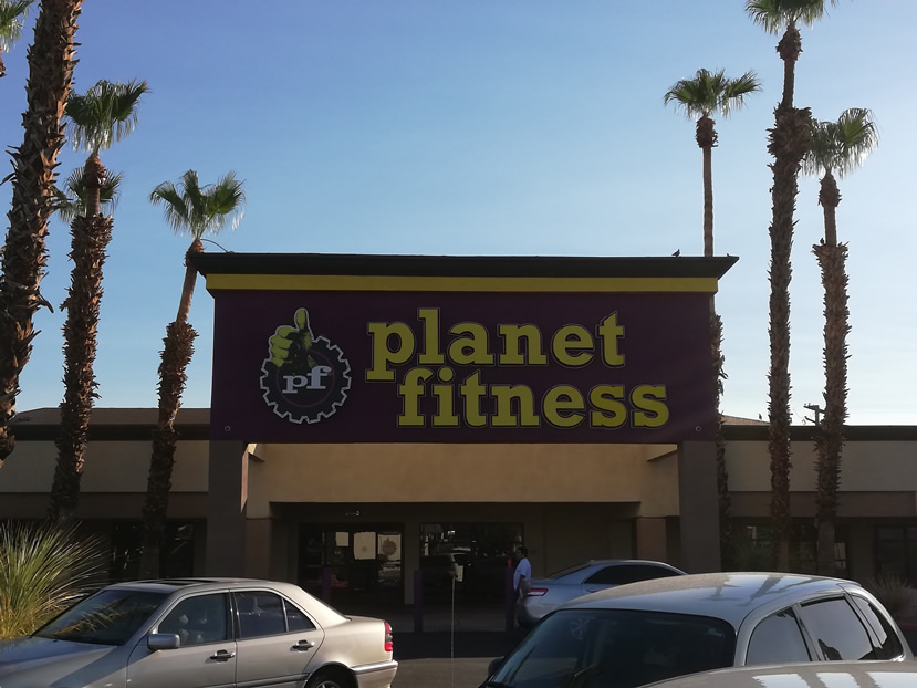 Planet Fitness Las Vegas – E Sahara Avenue