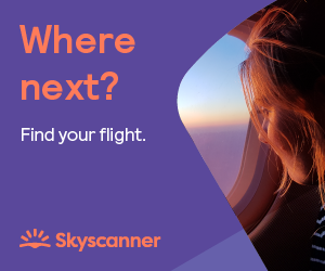 Skyscanner where next