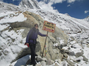 Global Gym Bunny - Everest Base
