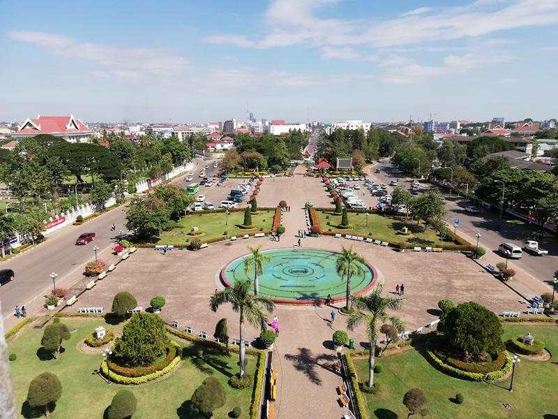 Gyms in Vientiane