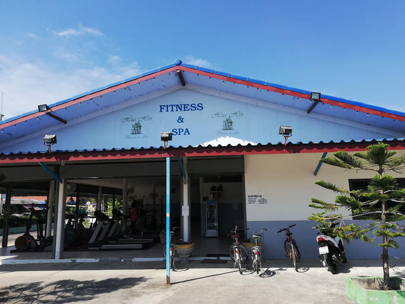 Hua Hin Fitness and Spa / Hua Hin Fitness Sauna & Spa Center