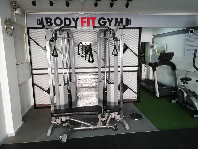Body Fit Gym Korat