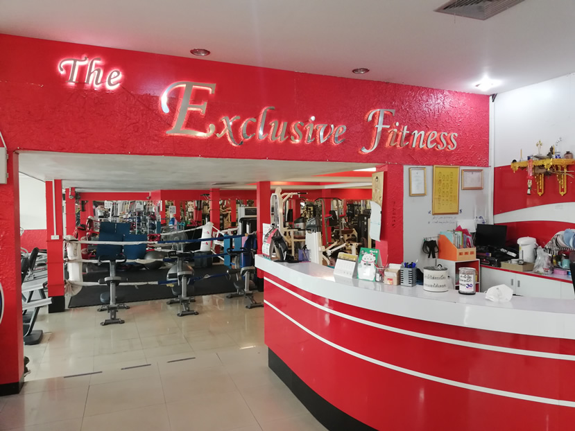 The Exclusive Fitness Chiang Rai