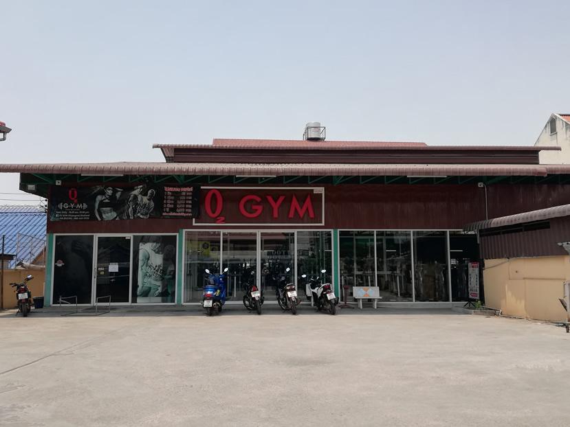 O2 Gym Chiang Mai