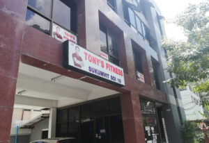 Tony's Fitness Bangkok