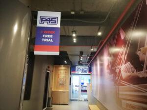 F45 gyms in Sukhumvit