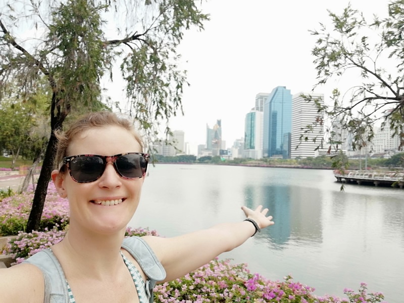 Bangkok Benjakitti Park
