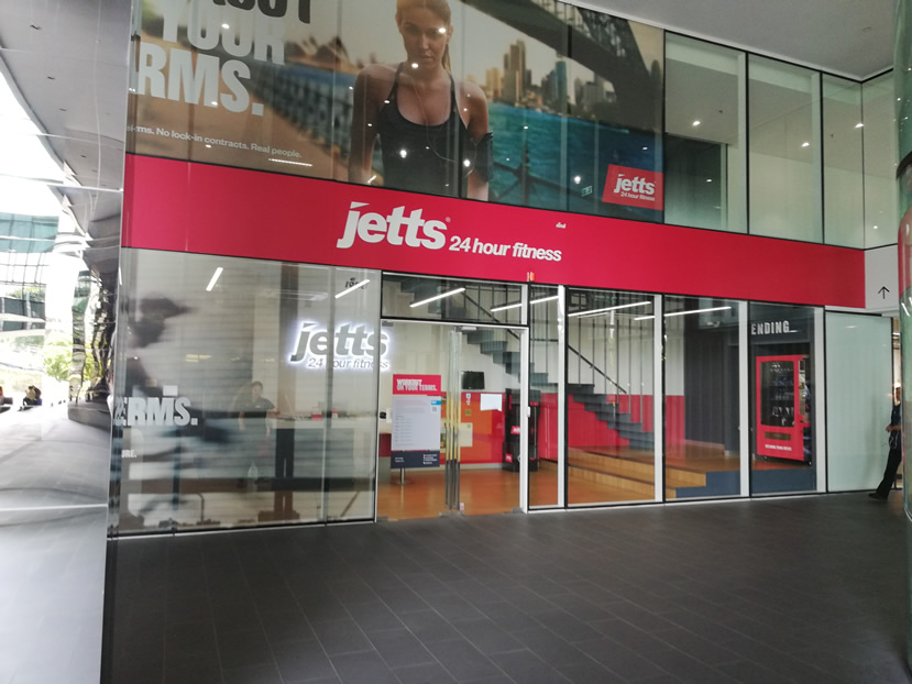 Jetts Fitness FYI Center - Gyms in Bangkok