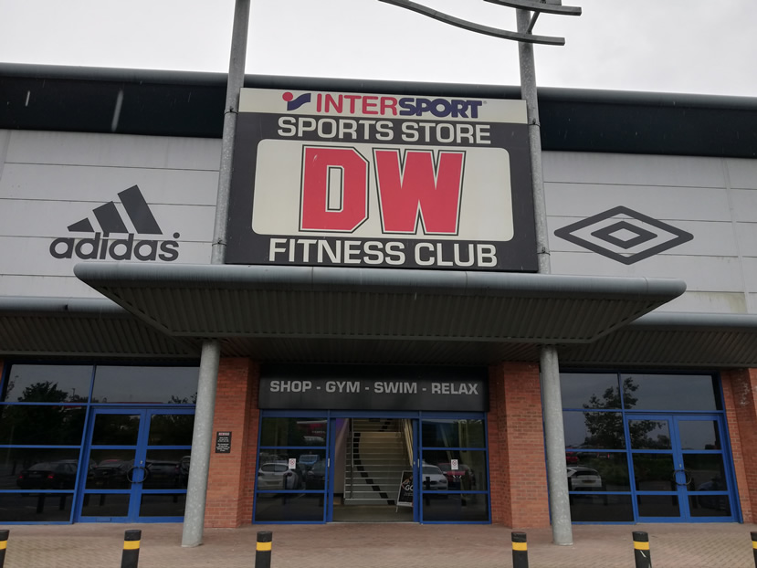 DW Fitness First Carlisle