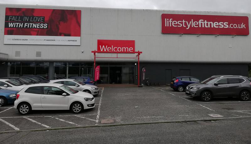 Lifestyle Fitness Carlisle