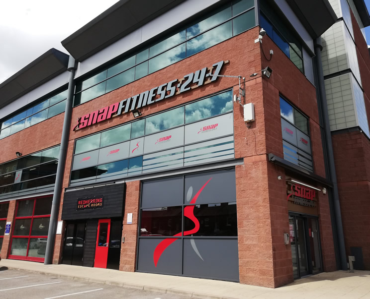 Snap Fitness Carlisle gym