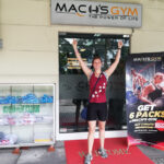 Mach's Gym in Ho Chi Minh