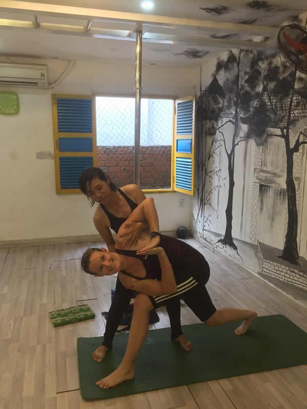 Dang Xinh Yoga, Nha Trang