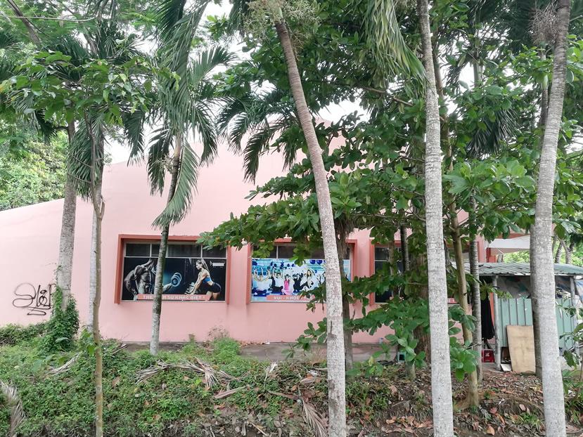 Phong Tap Gym
