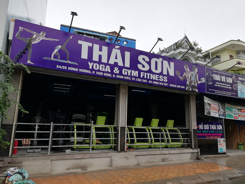 Thai Son Gym and Fitness, Can Tho