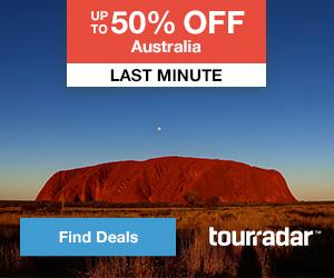 Australia TourRadar Deals
