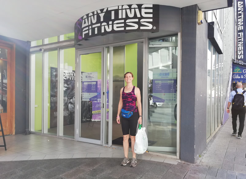 Anytime Fitness Perth – Murray St, WA