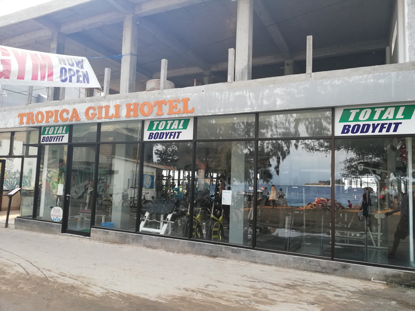 Gili Tropica Gym – Total Body Fit