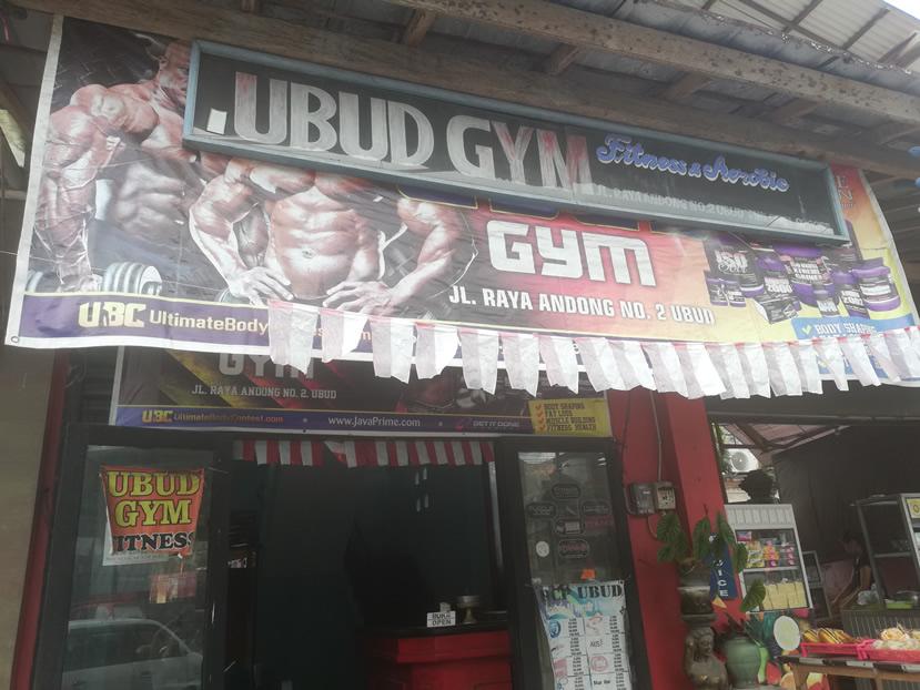 Ubud Gym
