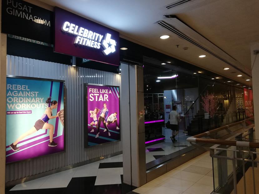 Celebrity Fitness Bangsar Village, Kuala Lumpur