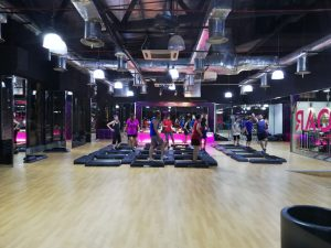Celebrity Fitness Gym in KL