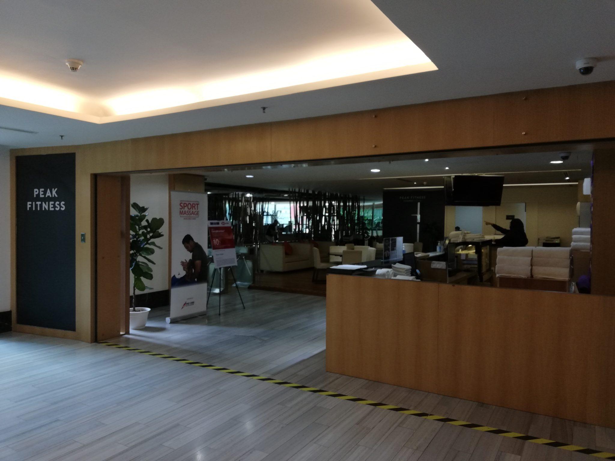 Peak Fitness G Tower, Kuala Lumpur