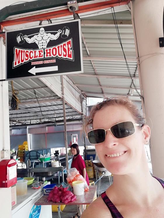 Muscle House Fitness Melaka