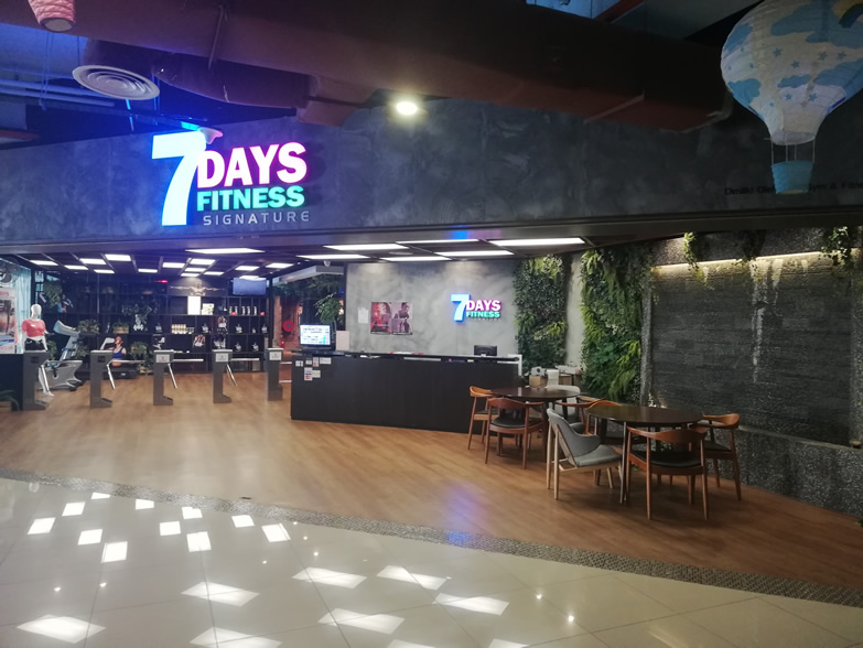 7 Days Fitness Penang