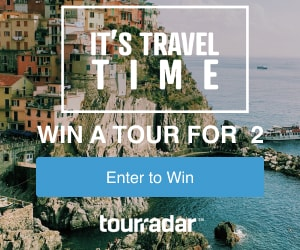 Win A Tour For 2!